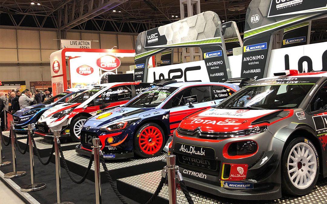Autosport International Racing Car Show