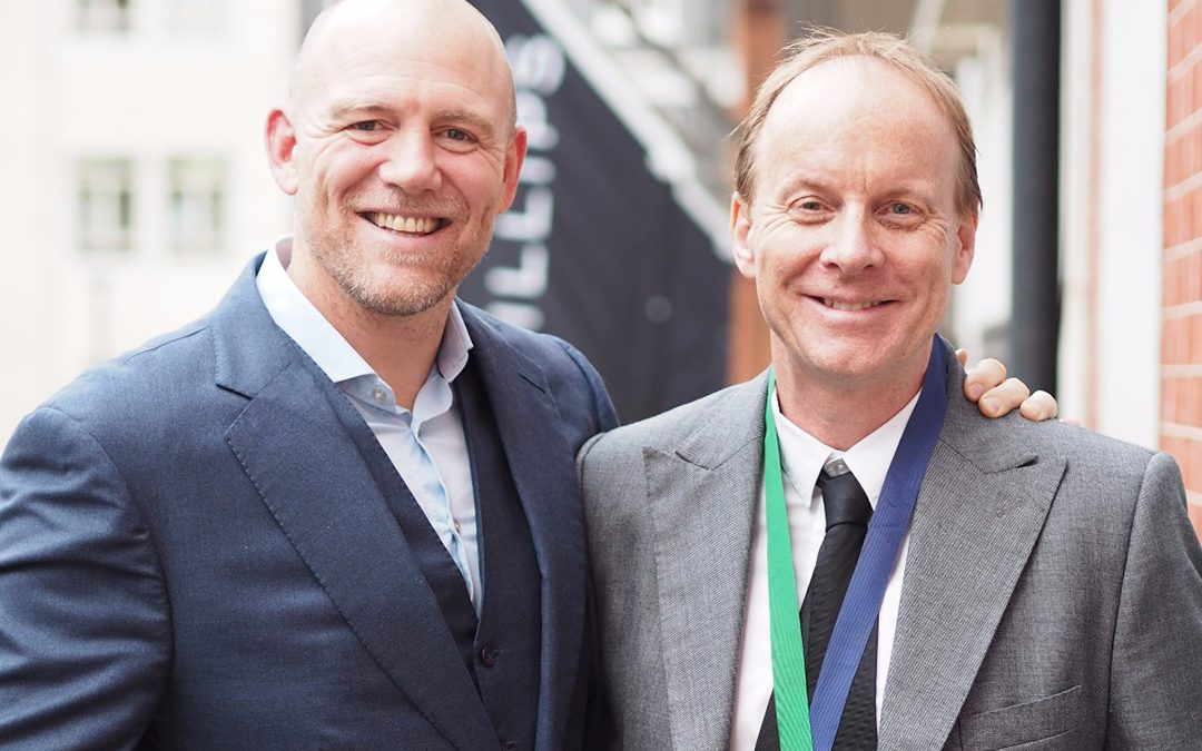 London Sporting Club Lunch with Mike Tindall