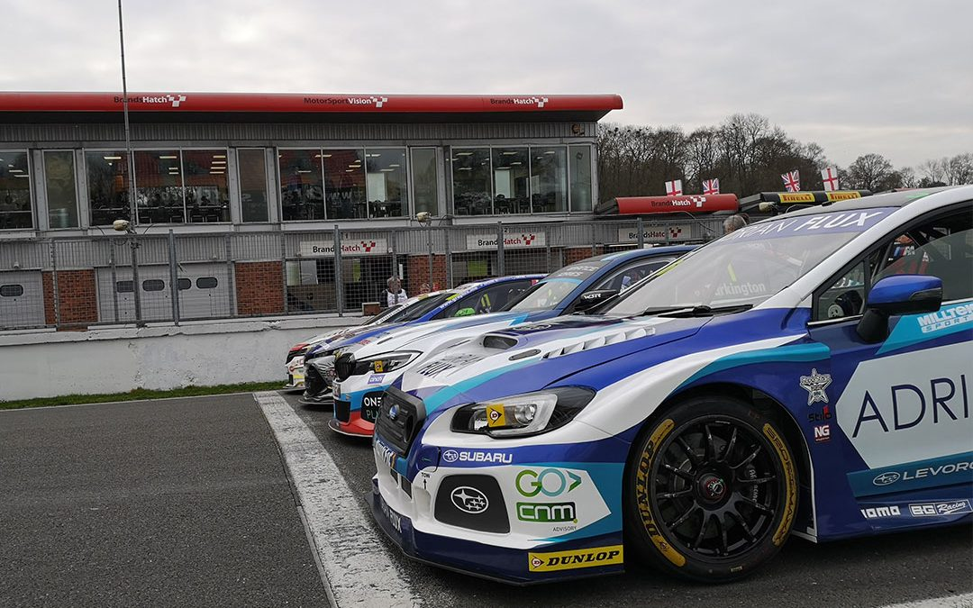 BTCC Launch and Media day 2019