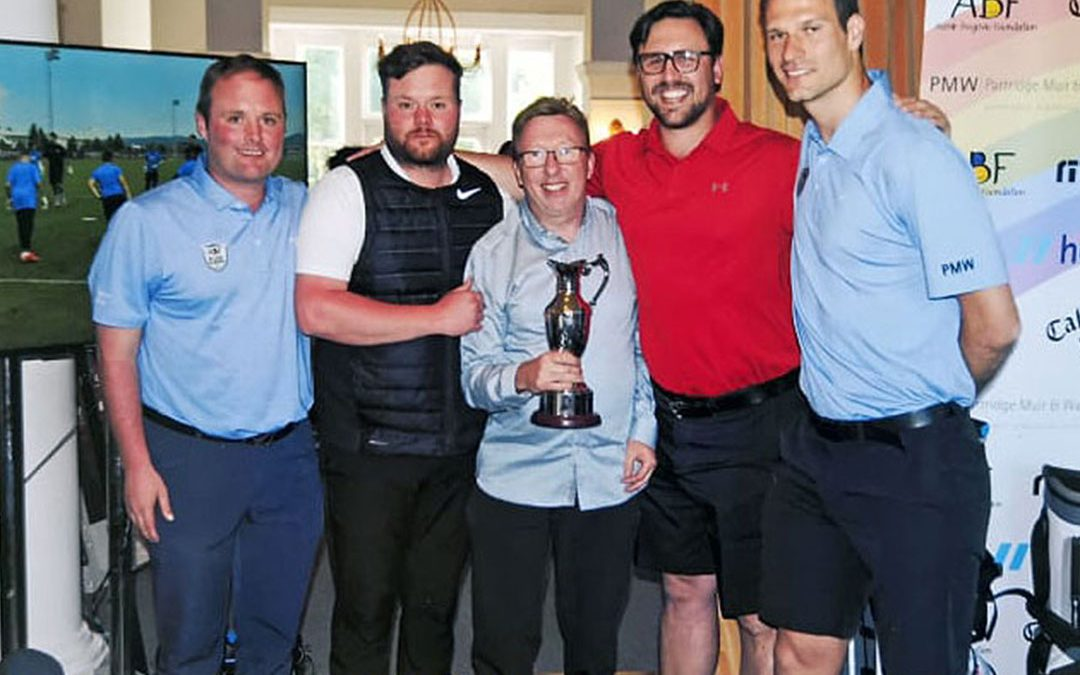 Asmir Begovic golf day 2019