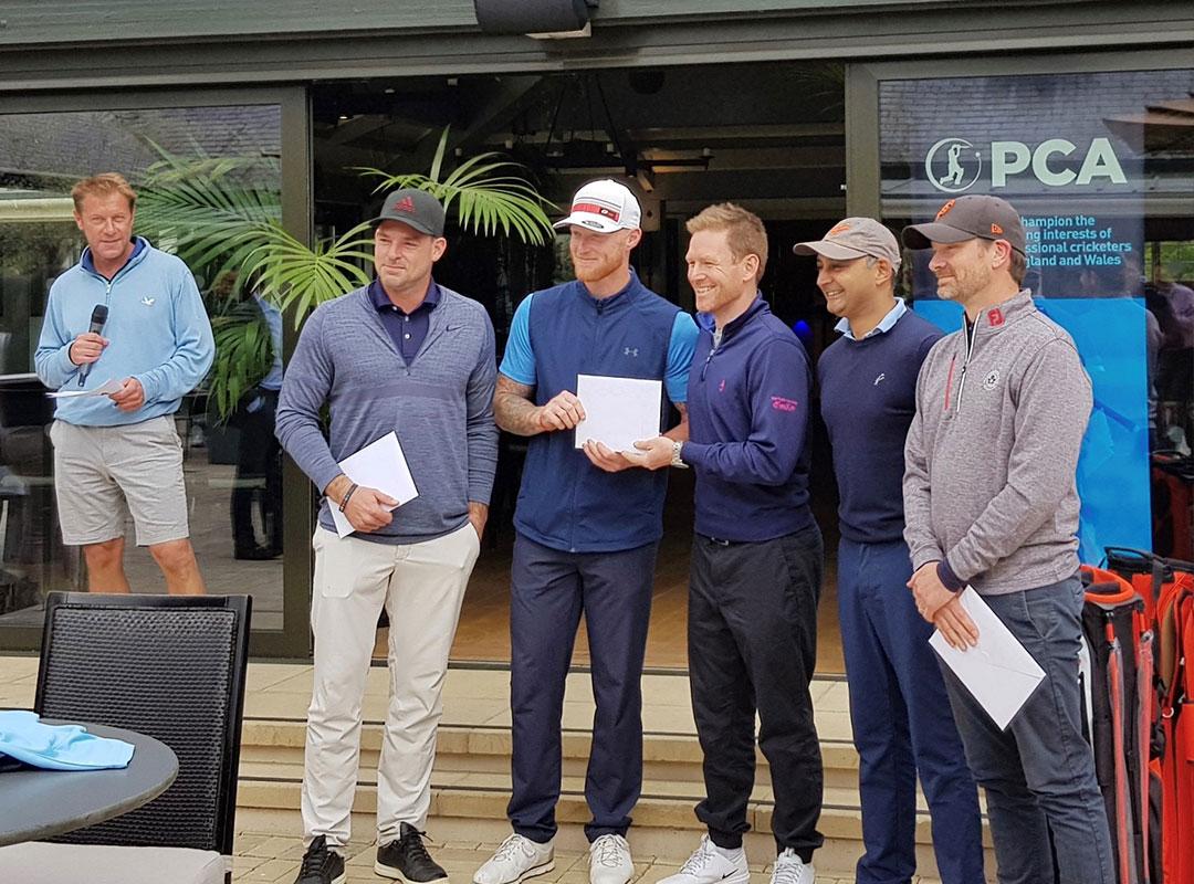 Team England Golf Day 2019
