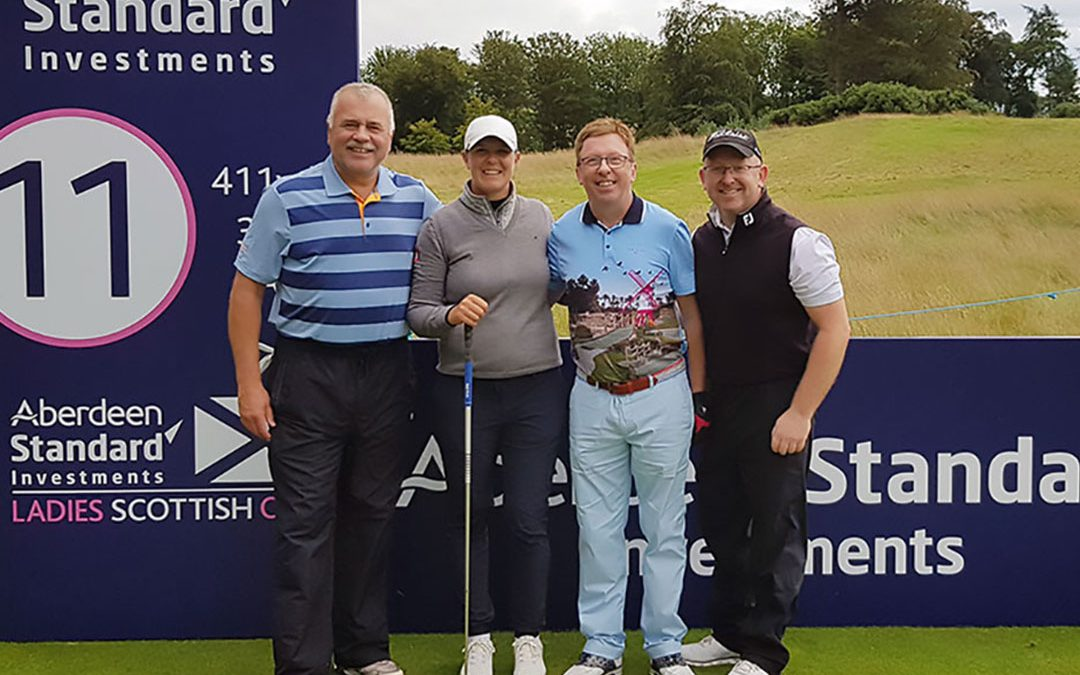 Ladies European Tour – The Ladies Scottish Open 2019