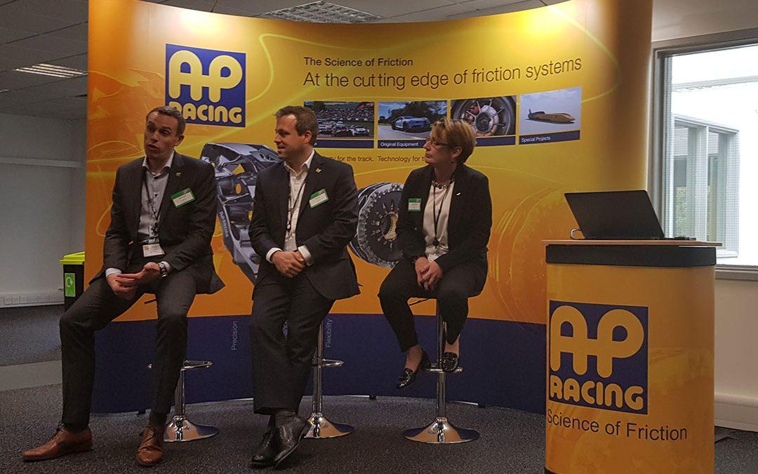 AP Racing 2019